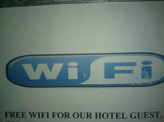 Hotel Tower View: free wifi for our hotel guests