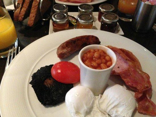 The Marylebone: Yummy breakfast
