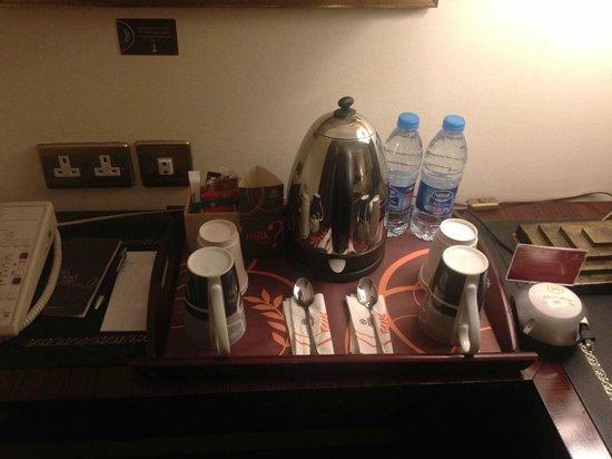 Sheraton Amman Al Nabil Hotel : Complementos