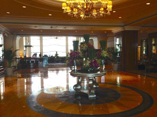 Eros Hotel : Lobby Area
