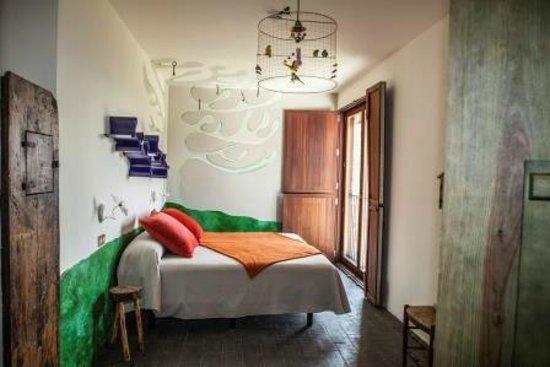 La Demba Arte-Hotel: Habitación Ulula