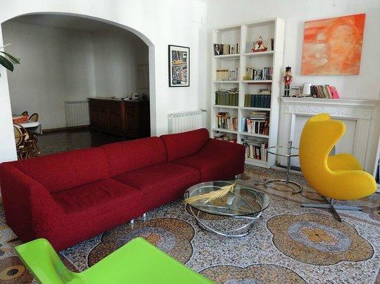 Camillo B&B: Common Room