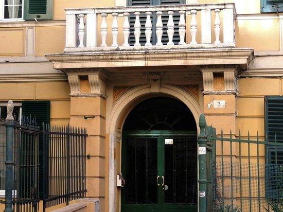 Camillo B&B: B&B Entrance