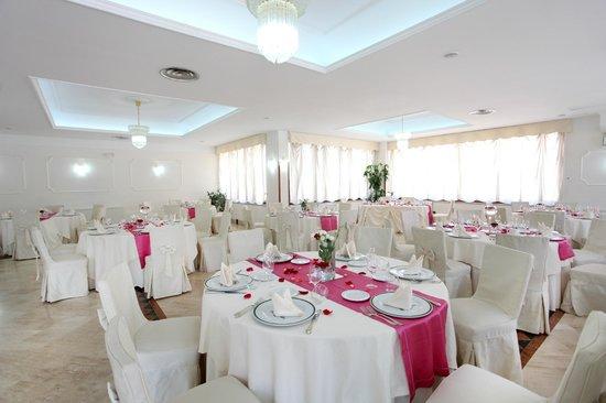 Belsito Hotel Nola: Sala Ristorante