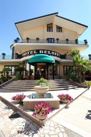 Belsito Hotel Nola: Ingresso hotel