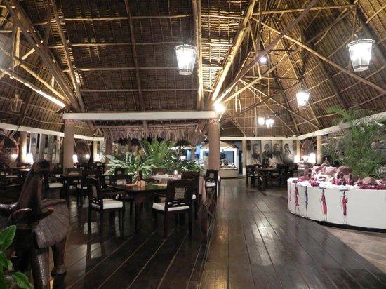 Scorpio Villas: ristorante
