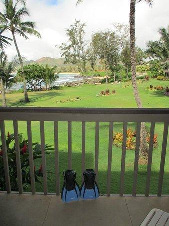 Lae Nani Resort Condos: View from #323