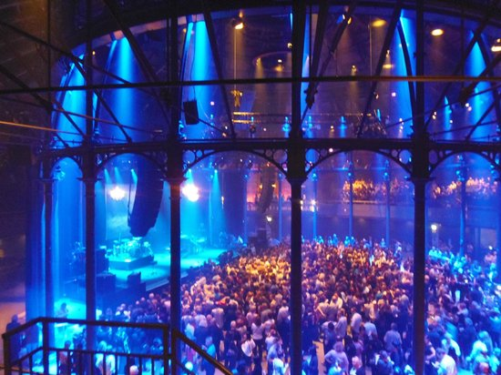 Roundhouse: My view... I expect much better for £37.50!
