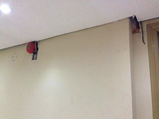 Super 8 Huntsville: Workmanship