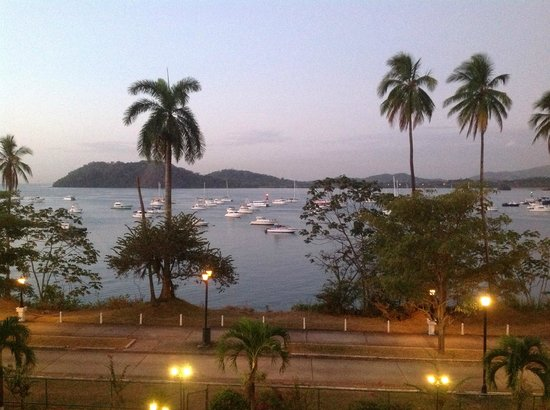 Country Inn & Suites by Radisson, Panama Canal, Panama : View from our balcony
