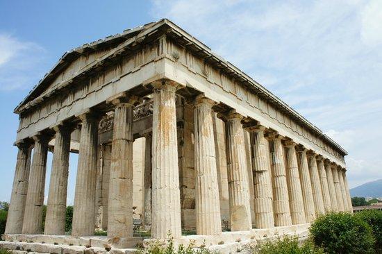 Temple of Hephaestus (Thiseio): Temple of Hephaestus