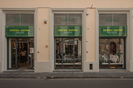Sotto Sotto Fashion Outlet - shopping e moda in centro a Firenze ...