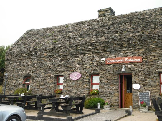The Stonehouse Restaurant: The Stonehouse Cafe