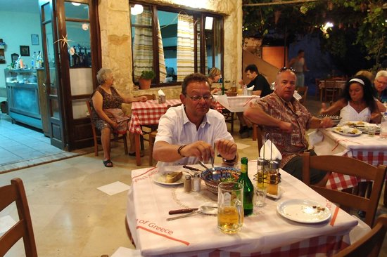 Apanemo: Typisch griechisches Flair