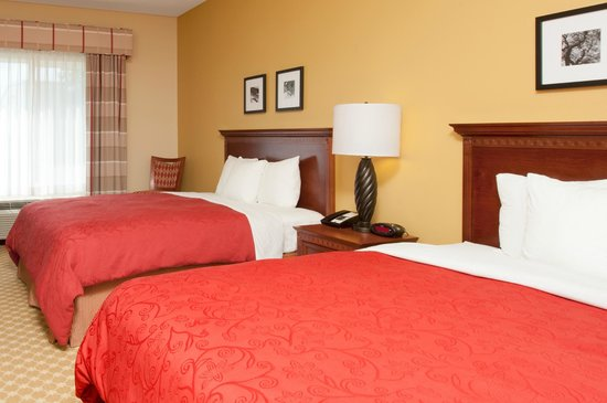 Country Inn & Suites By Carlson, Champaign North: Guest Room