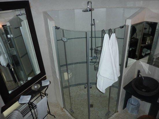 Domaine d'En Naudet : Shower room