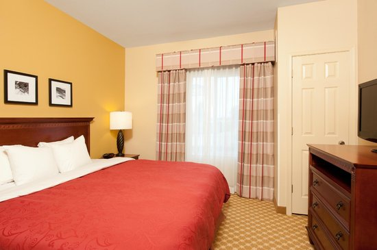 Country Inn & Suites By Carlson, Champaign North: Large King Guest Room