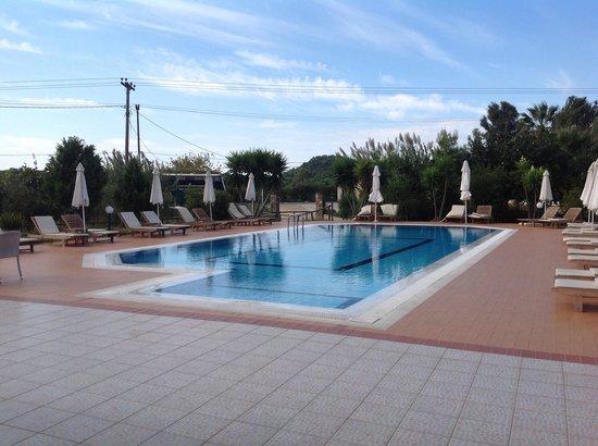 Sunset Hotel & Apartments : Sunset pool