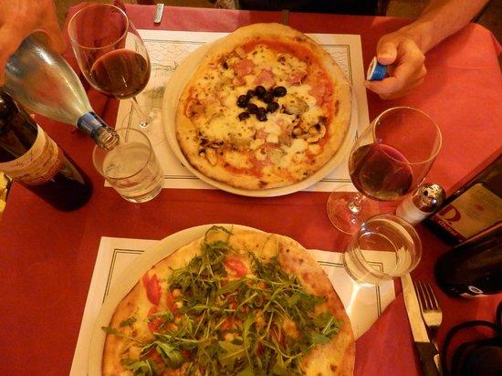 La Scaletta: Pizze