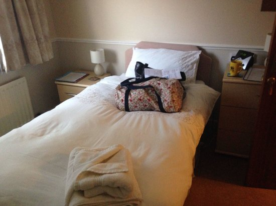 Tregarth Homestay B&B: Bedroom
