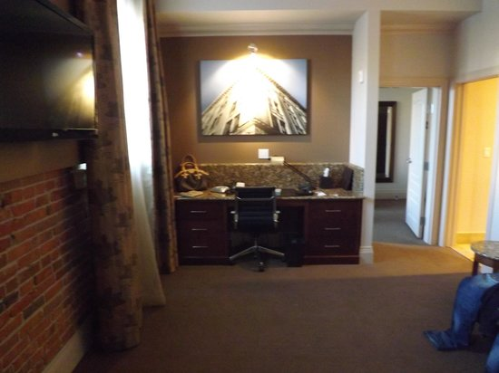 Jr Suite Picture Of The Mining Exchange A Wyndham Grand Hotel Spa Colorado Springs Tripadvisor