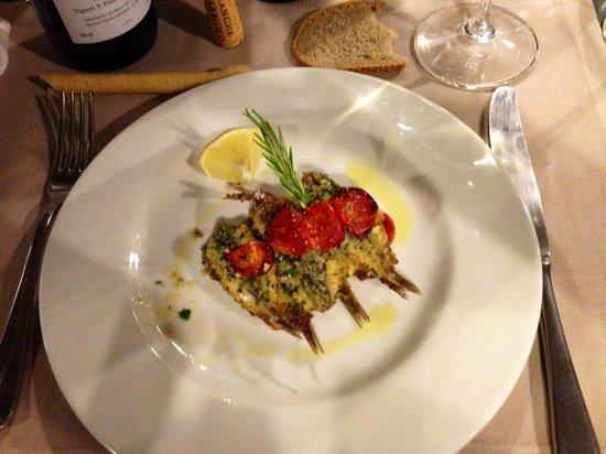 Locanda Fontanazza Osteria with Rooms : Heel erg lekker eten!