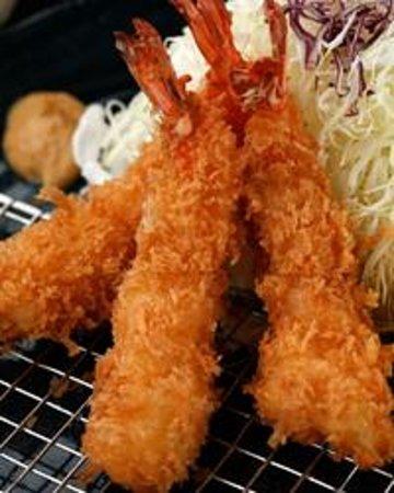 Fried Pork Cutlet Ma Maison Kasugai