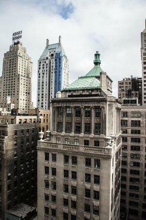 West 57th Street by Hilton Club: View from room
