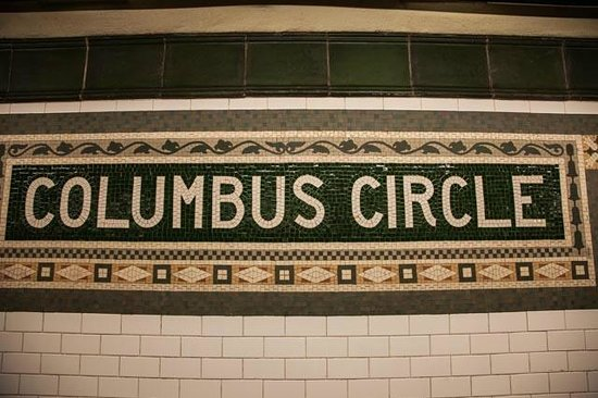 West 57th Street by Hilton Club: Columbus Cirlce Subway close by