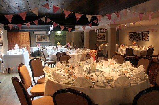 Wainstones Hotel: Wedding reception