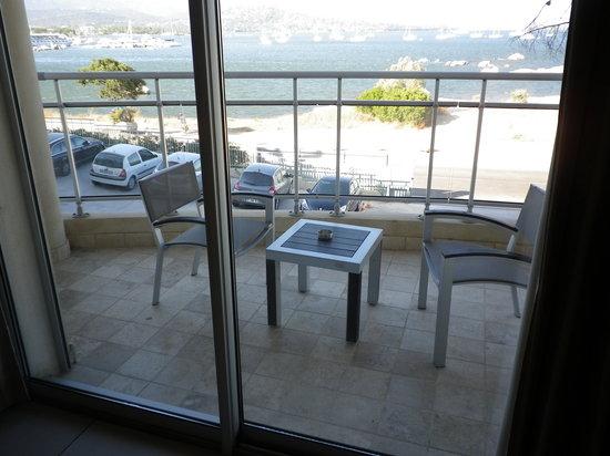 Hotel Costa Salina: Balcone con vista