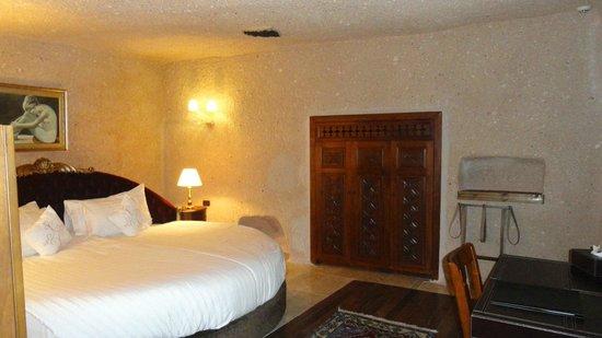 Cappadocia Cave Resort & Spa: Bedroom