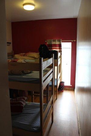 Room at Kilronan Hostel