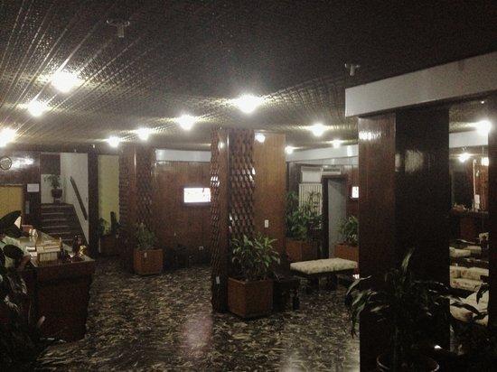 Hotel Tropical Inn: Lobby-Recepcion