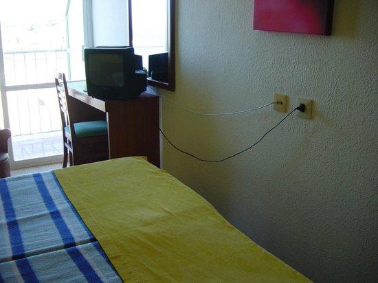 Hotel JS Ca'n Picafort: größe des Zimmers