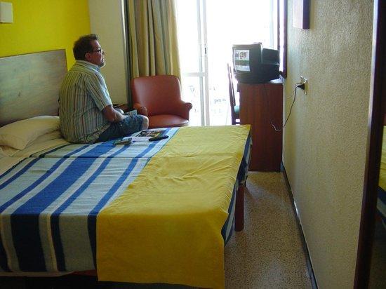 Hotel JS Ca'n Picafort: Zimmer mit Meerblick