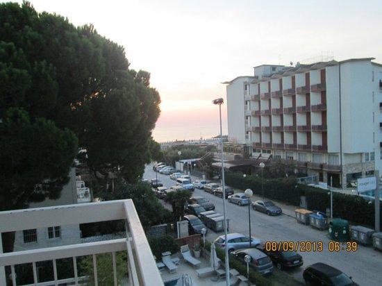 Hotel Trionfal: col profumo di cornetti caldi .....
