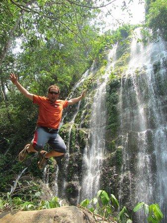 Seven Waterfalls Tour