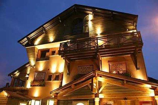 Restaurant Le Clos des Sens : front view ks H