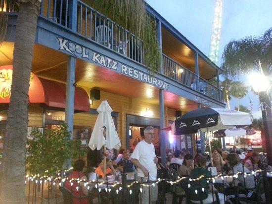 Kool Katz Grill Pub Kissimmee Old Town Restaurant
