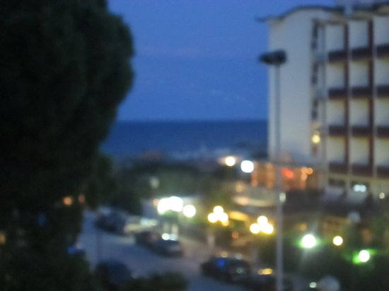 Hotel Trionfal: ciao mare :-)