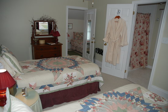 Wellington Willows B&B : Our Country Suite