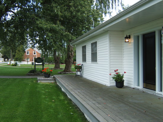 Wellington Willows B&B: Or stay in our Self Catering Guest House