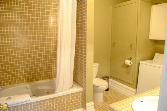 Walla Faces Inns at Historic Downtown : Bathroom #5