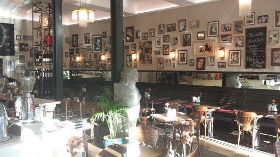 Fellini Cafe und Vinoteca: Fellini
