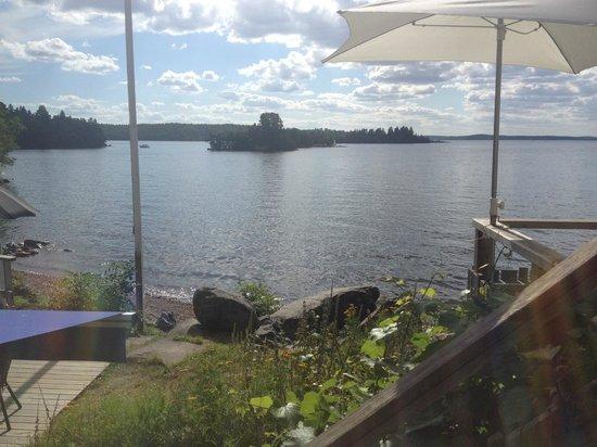 Rastaholms Vardshus: Utsikt