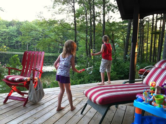 Morning Mist Cottage Retreat: Fun for families