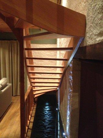 La Distillerie: Escaliers