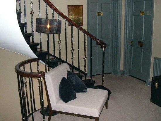 Ballantrae Albany Hotel: Treppenhaus