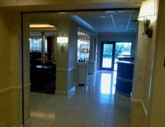 Hampton Inn Atlanta - Lawrenceville I-85 Sugarloaf: Lobby
